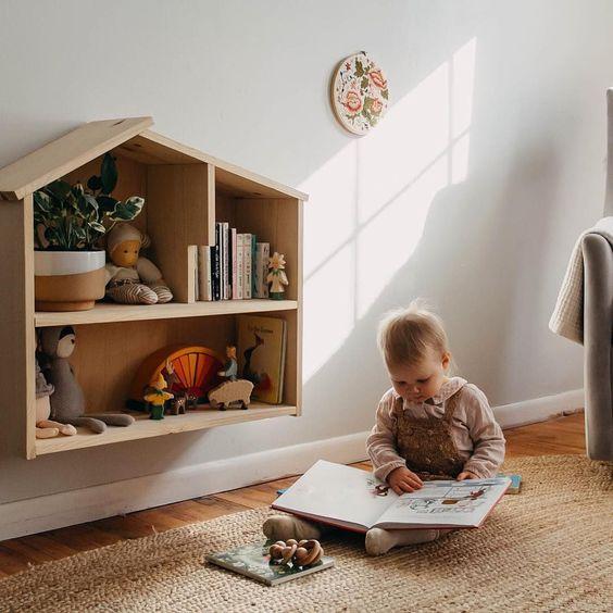 El dormitorio infantil según el método Montessori. Distribución y decoración
